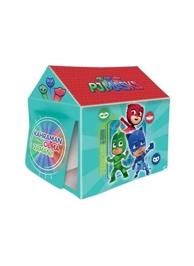 Pj Maskeliler Pija Maskeliler 100 X 100 X 70 Eğitici Oyuncak Kamp Oyun Çadırı Renkli